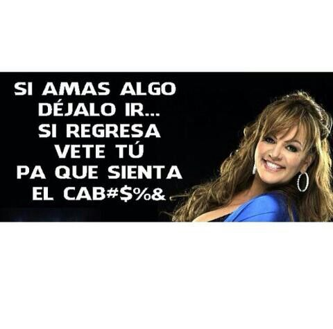 Jenny rivera quotes #frases #makemelaugh