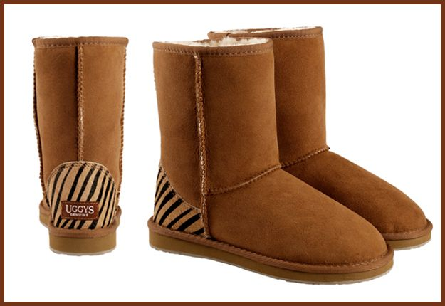 Win 1 of 3 UGGYS Zebra Design Limited Edition UGG Boots, We are delighted to be offering our lucky mums the chance to win 1 of 3 UGGYS Zebra Design Limited Edition UGG Boots worth $199.95 each! Enter Now for your chance to win these fun... closes 31/07/13