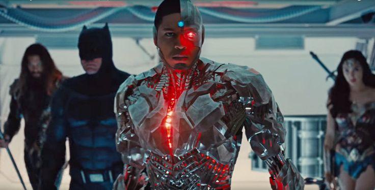 Justice League - Liga Sprawiedliwości
