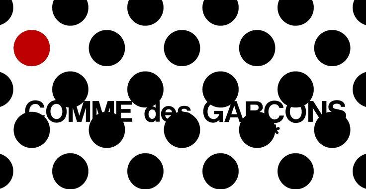 ギャルソンとグッドデザインショップが伊勢丹でコラボ|復刻Tシャツも展開!