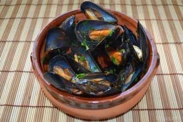 » Zuppa di cozze Ricette di Misya - Ricetta Zuppa di cozze di Misya