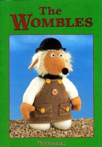 The Wombles Tobermory Knitting Pattern By Alan Dart