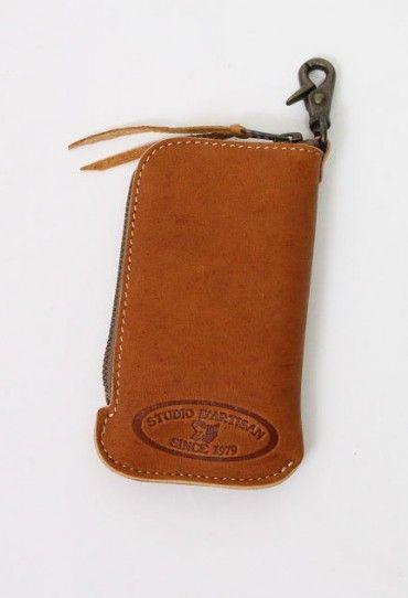 Studio D'Artisan phone case 7279 Brown