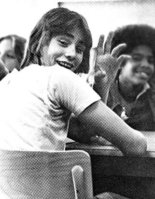 This is actually 1962, Jim Carrey, sophomore year in high school.