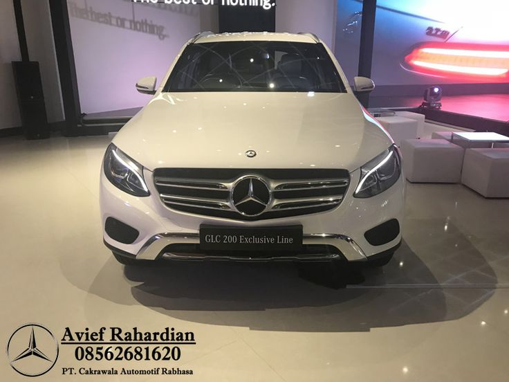 Dealer Mercedes Benz Jakarta | Authorized Mercedes-Benz Dealer: Jual Mercedes Benz GLC 200 Exclusive nik 2018 Deal...
