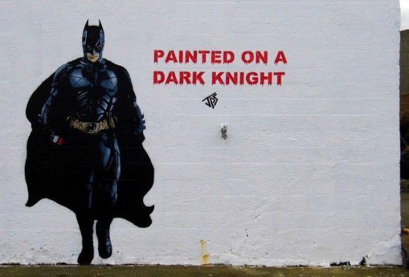 Street art by JPS