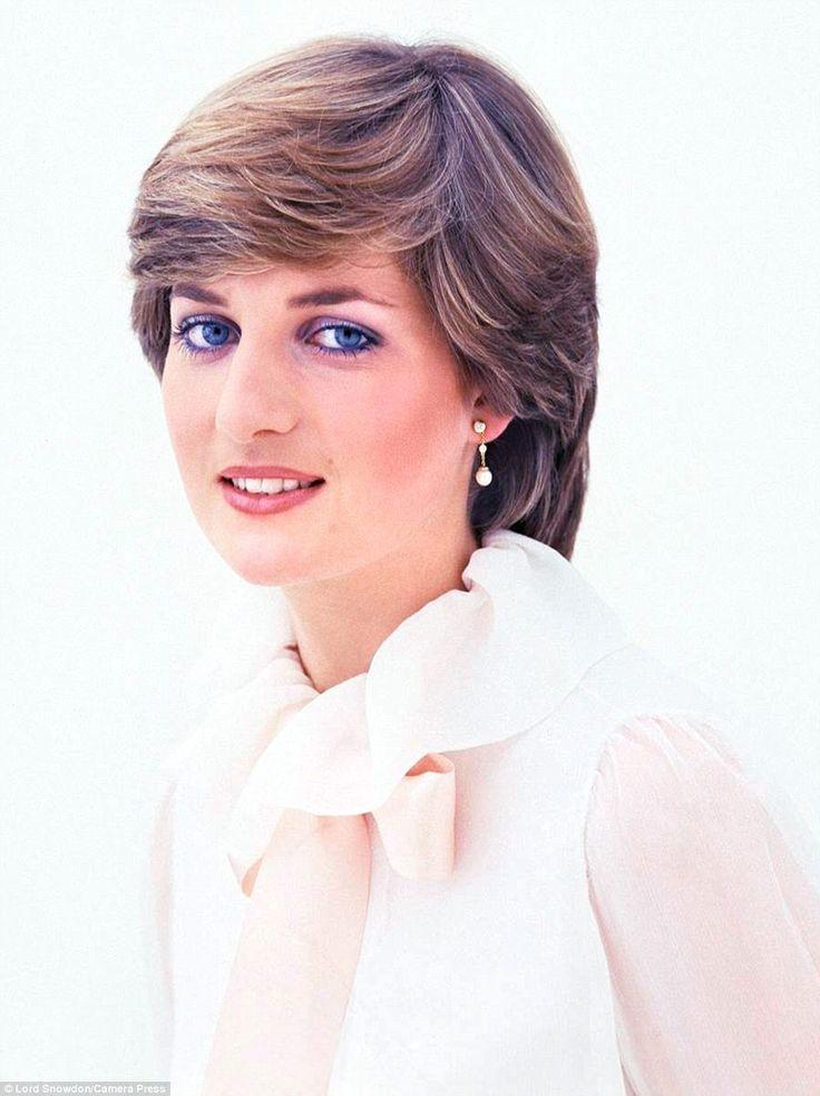 'Princessification': Clayton Howard, the veteran make-up artist Lord Snowdon often used fo...
