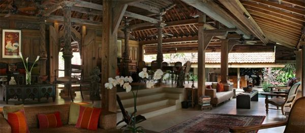 Traditional Villa House With Joglo Style Located In Seminyak ...