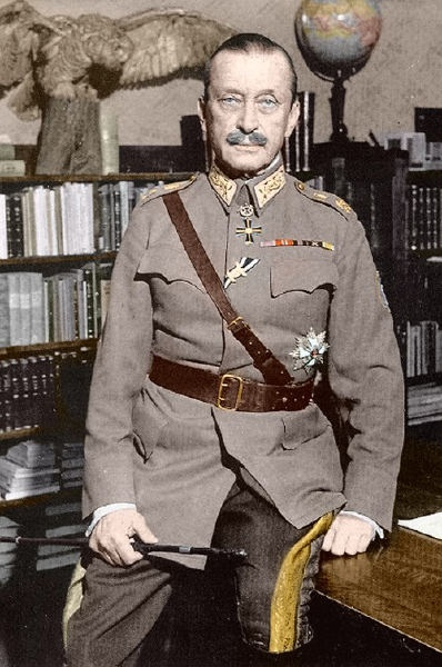 Baron Carl Gustaf Emil Mannerheim (4 June 1867 – 27 January 1951) One of the greatest political military leaders of the 20th century. With utmost political diplomacy coupled with military shewdness he was almost single handledly responsible for ensuring freedom and independence for Finland not just at one time but three times!