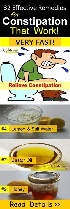 Constipation Treatment: 32 Effective Home Remedies to Relieve Constipation Immediately and Naturally, What Causes Constipation and Symptoms, How To Get Rid Of Constipation? Natural Laxatives for Fast Constipation Relief, Read More...