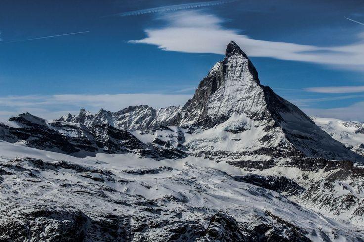 Gornergrat – Get the Best View of the Matterhorn