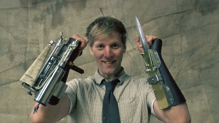 Inventor Colin Furze Builds Fully Functional 'Assassin's Creed' Hidden Blade & Rope Launcher