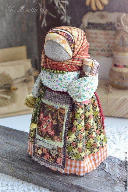 doll made by Irisha Kolpakova, shop name kolpakova @ livemaster.ru