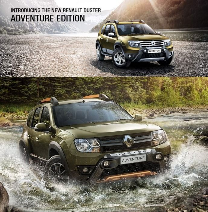 Renault Launches New Duster Adventure edition: Bookings Start soon