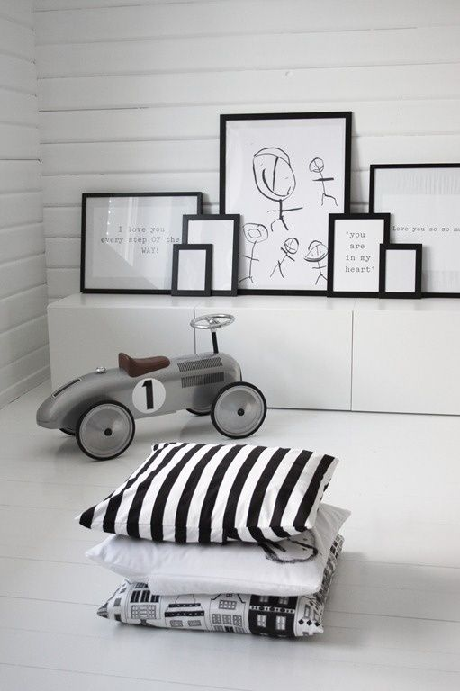 Interior Design Inspiration For Your Living Room - HomeDesignBoard.com