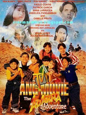 ang TV ang movie (the adarna adventure)