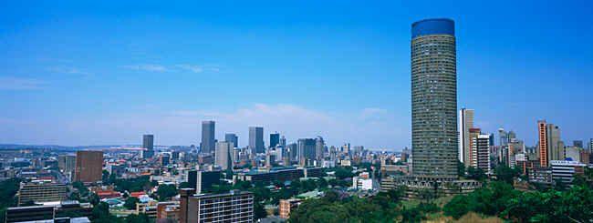 Joburg Skyline