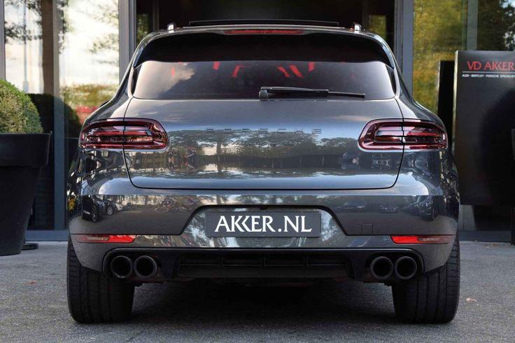 Porsche Macan Turbo Performance - Occasion - VD AKKER
