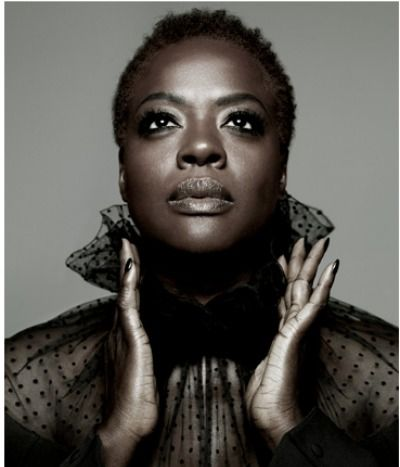 Stunning, Miss Viola Davis!!