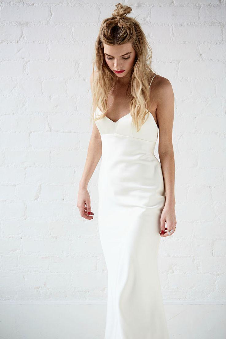 Harper   Satin Wedding Dress Slipper   Satin Overlay   Charlotte Balbier