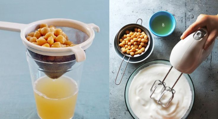 Aquafaba – wegańskie białko