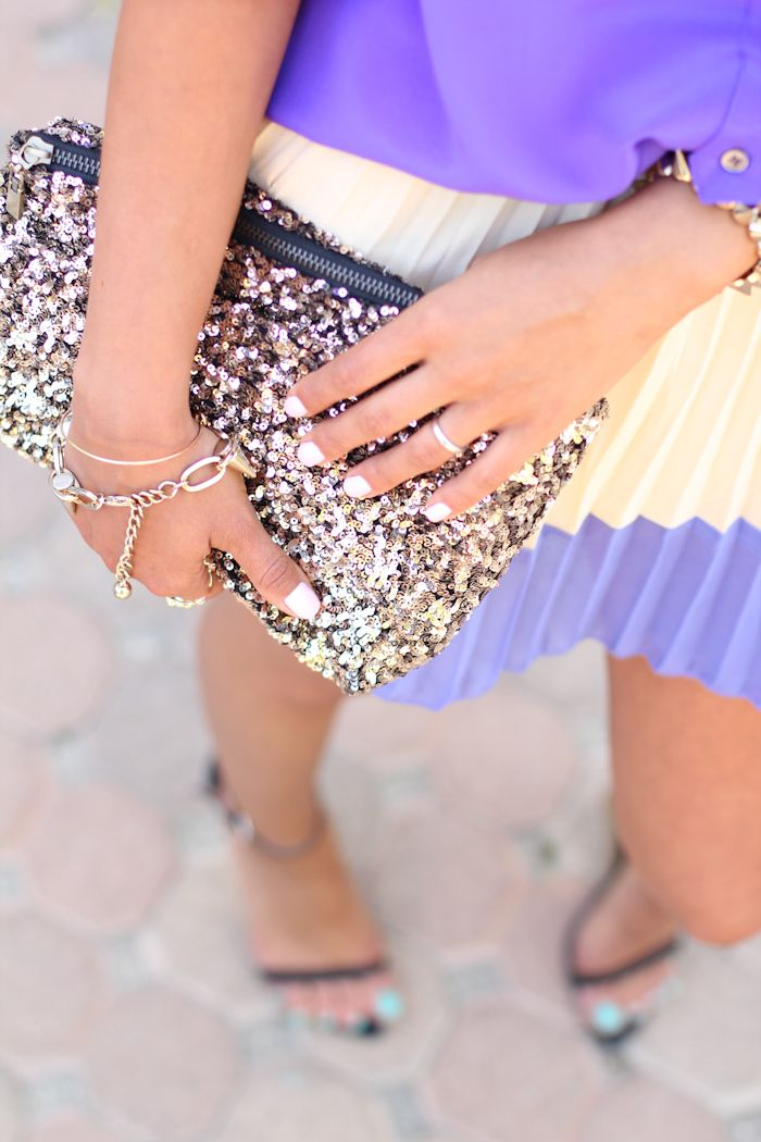 aESTHETICa: Outfits, Fashion, Sequins Clutches, Skirts, Handbags, Style, Colors, Accessories, Glitter