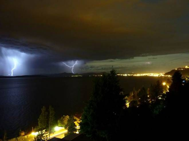 Alertan por intensas precipitaciones con probables tormentas eléctricas