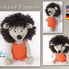 Horse Crochet Pattern, Amigurumi Horse, Crochet Pattern Animal, CP-133