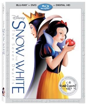 """""""Snow White And The Seven Dwarfs"""" Coming To Blu-ray Early 2016 - Dis411"""