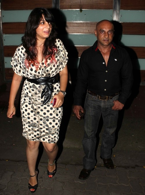 'Shootout At Wadala' Success Party - Sophie Choudry, John Abraham, Anil Kapoor, Sunny Leone