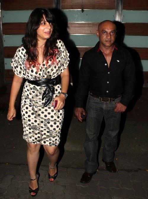 'Shootout At Wadala' Success Party - Sophie Choudry, John Abraham, Anil Kapoor, Sunny Leone