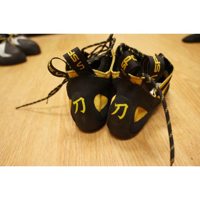 KATANA (Samurai sword)  climbing shoes