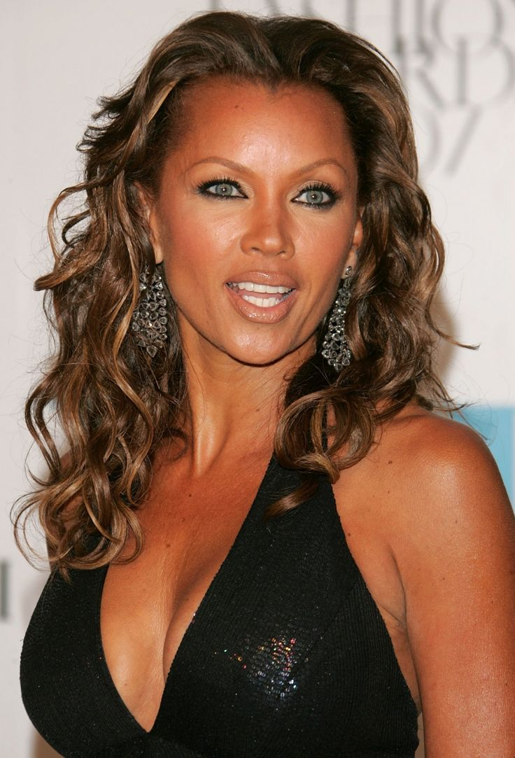Vanessa Williams March 18, 1963 | 30 Celebrities Who ... Vanessa Williams