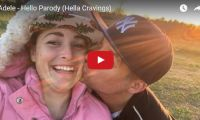 Adele – Hello Parody (Hella Cravings) Wow, she sounds almost like Adele… and he doesn't sound too bad either. Hello!...