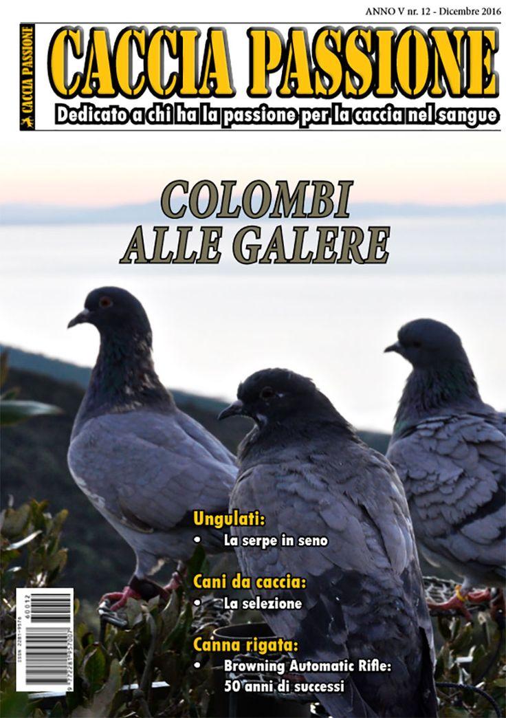 Caccia Passione Anno V – n° 12 Dicembre 2016