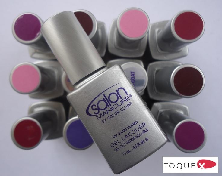 Saloon Manicure by Color Club, esmalte en gel