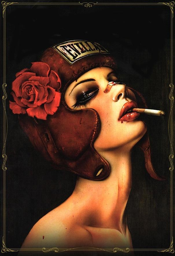 9 besten Seductive Femme Fatale Bilder auf Pinterest   Gärtnerei ...