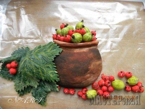 Горшочек ягод