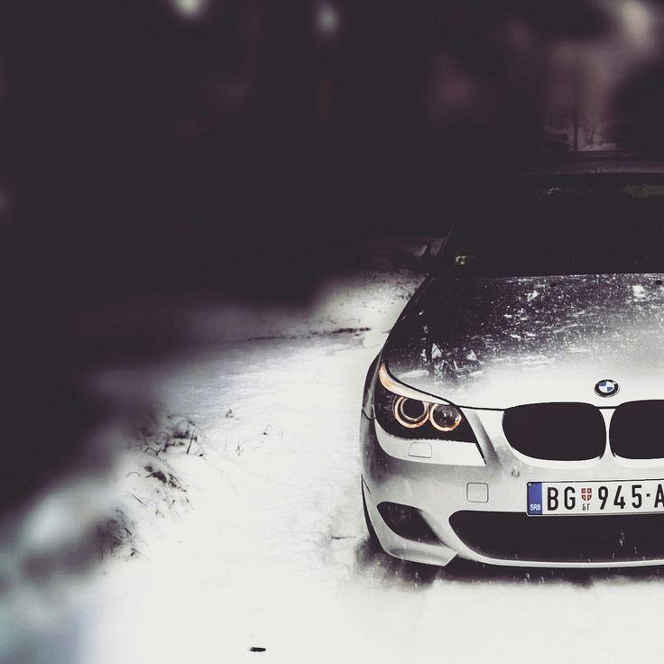 BMW e60  Backovic Marko  Instagram :  @e60_bmw_
