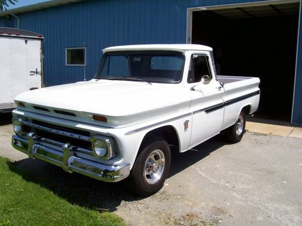 1964 chevy pickup short bed for sale in indiana classics used classic car. Black Bedroom Furniture Sets. Home Design Ideas