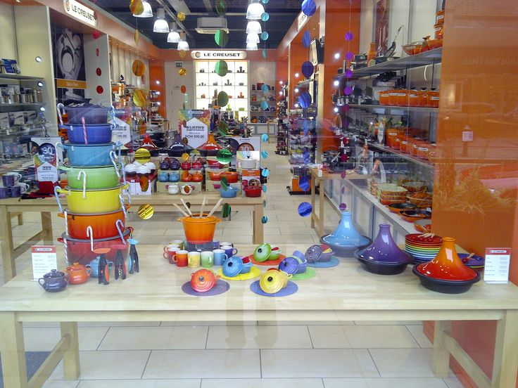 All the fun of the fair arrives at our Le Creuset Retail stores.