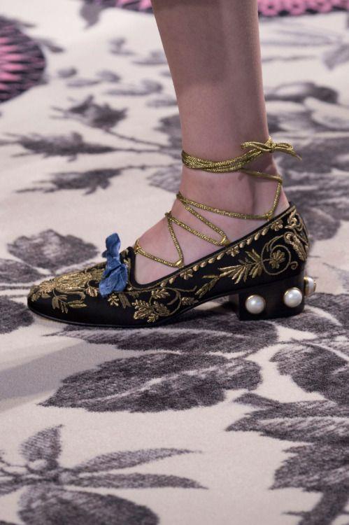 Gucci - Milan Fashion Week / Spring 2016