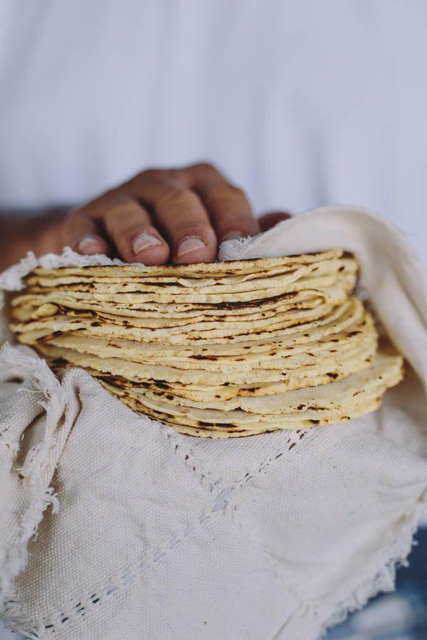 Homemade Corn Tortillas | Recipe | The secret, Homemade ...