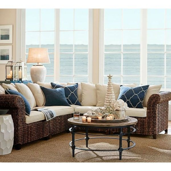1000 Ideas About Pottery Barn Sofa On Pinterest Picture Ledge Shelf Display Shelves And