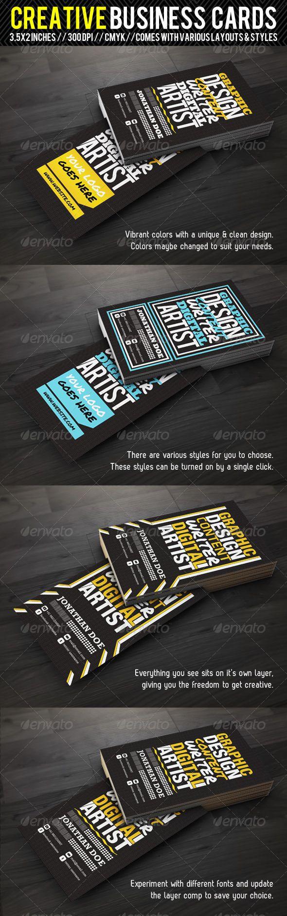 Cassandra cappello graphic design toronto - Creative Designer Business Card 2