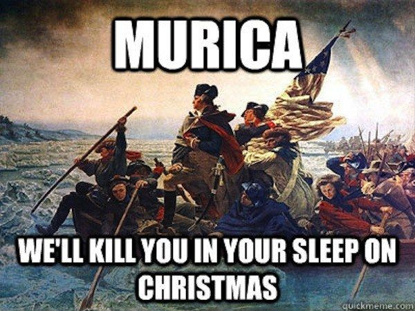 Where we'll do anything to win. | 21 'Murica Memes To Keep Your Patriotism Flowing