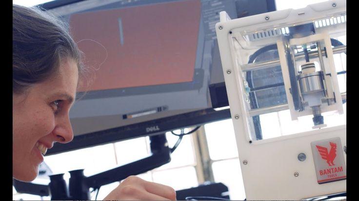 Gracias a un acuerdo de distribución exclusivo entre ambas empresas, la fresadora de PCBs de sobremesa de Bantam Tools está ahora disponible para envío inmediato a todo el mundo a través de Digi-Key Electronics, distribuidor global de componentes electrónicos.