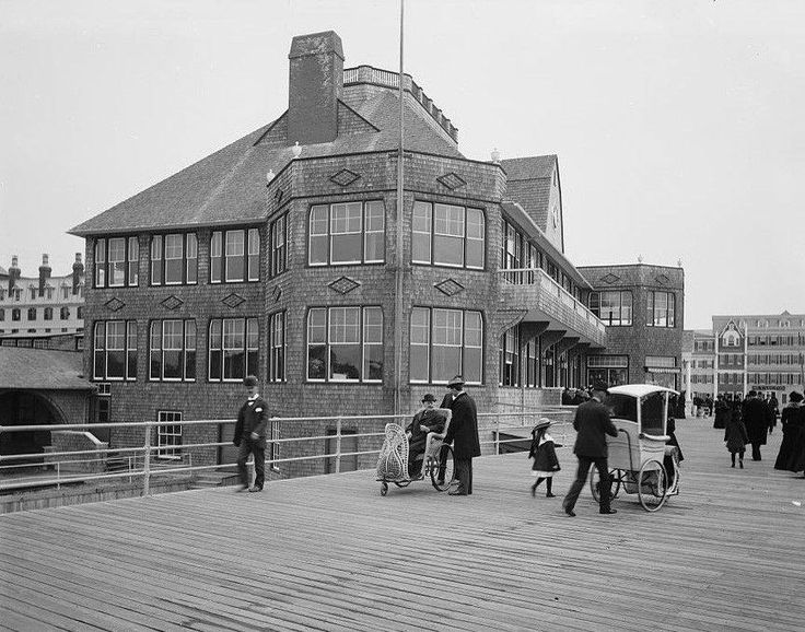 17 Best Images About Atlantic City Nj Looking Back To