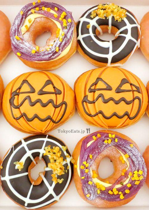 Krispy Kreme Doughnuts Halloween Special & 7 best