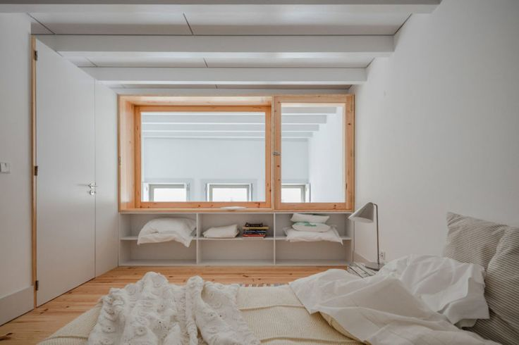 Pedro Ferreira Architecture Studio has completed the rehabilitation of a 19th century building in Porto, Portugal